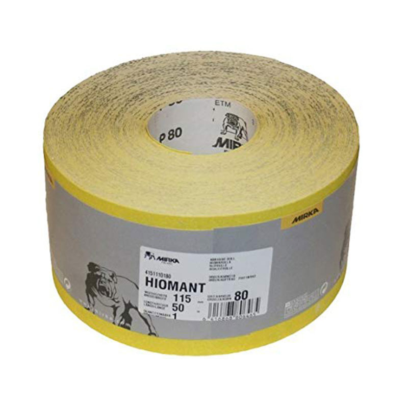HIOMANT ALI OXIDE YELLOW 115mm X 150G MIRKA 4151110115