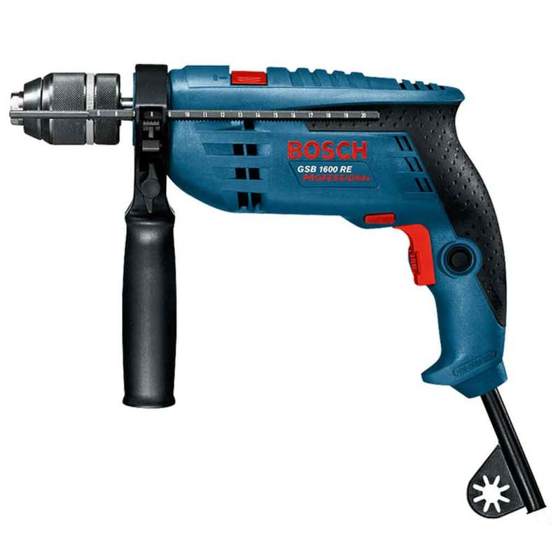 Bosch GSB 1600 RE Professional Impact Drill 240v 0601218172