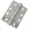 Ball Bearing Hinge Grade 11 102x76x3mm Eclipse SSS (Pair)