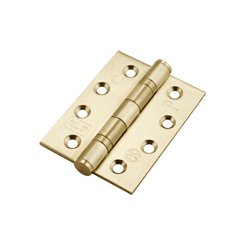 BEARING HINGES (PAIR) E/BRASS 102MM Eclipse 14882
