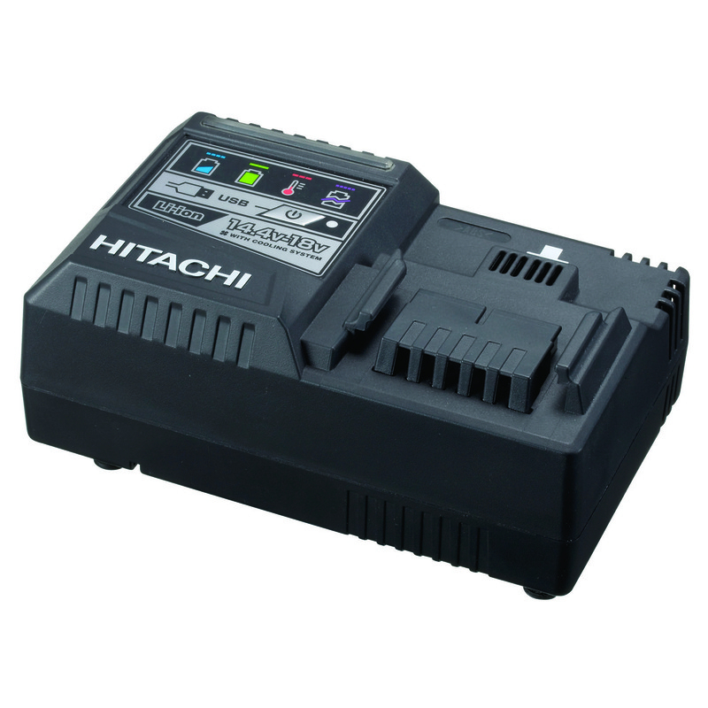 Hitachi UC18YSL3 18v Slide Battery Charger