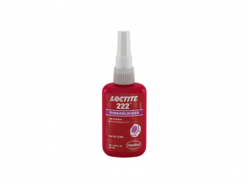 222 X 50ml LOCTITE SCREWLOCK LOW STRENGTH
