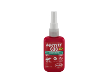 638 X 50ml LOCTITE RETAINER HIGH STRENGTH