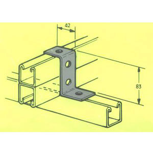MB511 Z BRACKET Z301 FB-131 42mm X 41mm