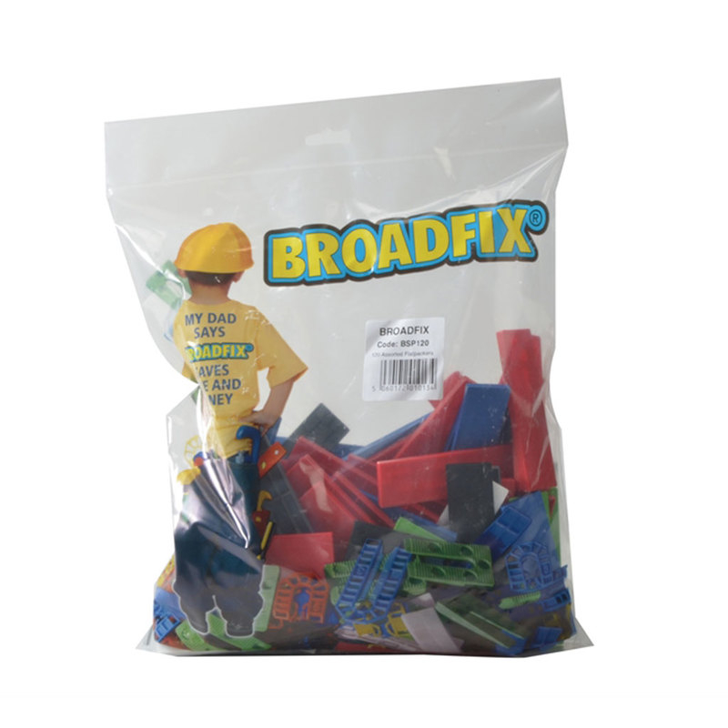 Broadfix BSP120 Flat Packers Mixed Bag 120