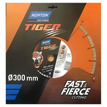 NORTON BLADE TIGER BLADE 300 X 20MM 70184694948