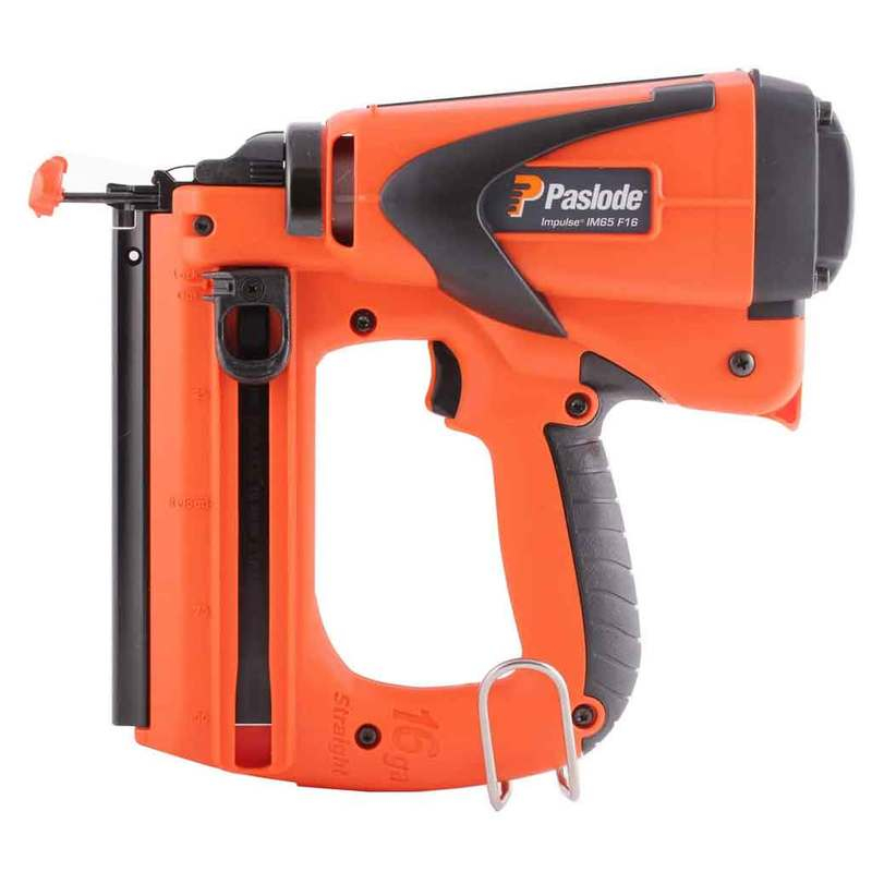 PASLODE LI-ION BRAD NAILER IM65 013323 & SAFETY TRAIN+DAT
