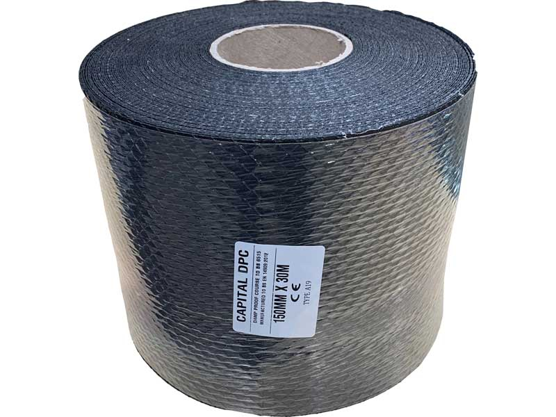 DPC ROLL 150MM X 30MT
