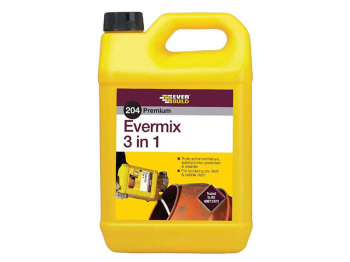 204 Evermix 3 in 1 - 5L Everbuild