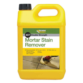 407 Mortar Stain Remover 5 Litre Everbuild