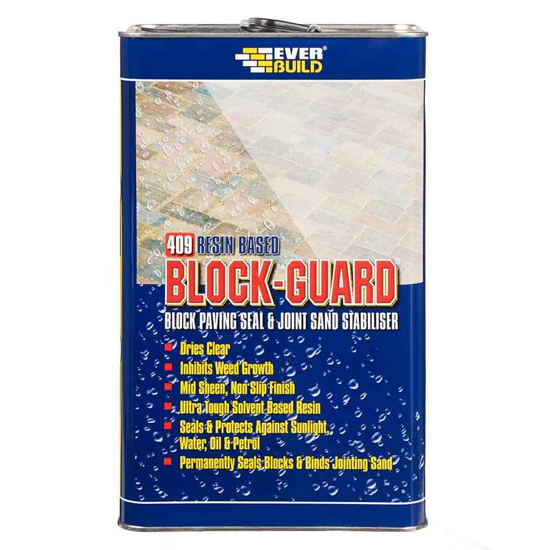 409 Blockguard Block Paving Seal 5 Litre