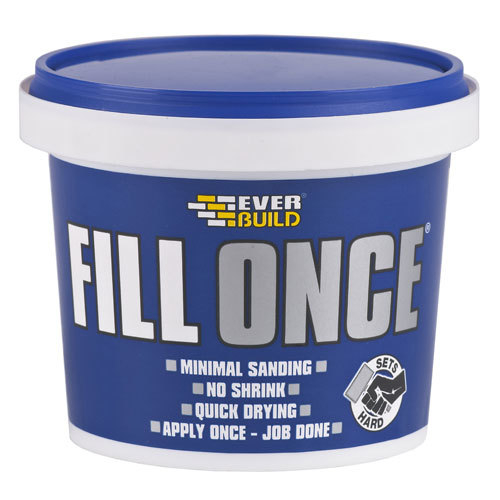 FILL ONCE 325ML EVERBUILD
