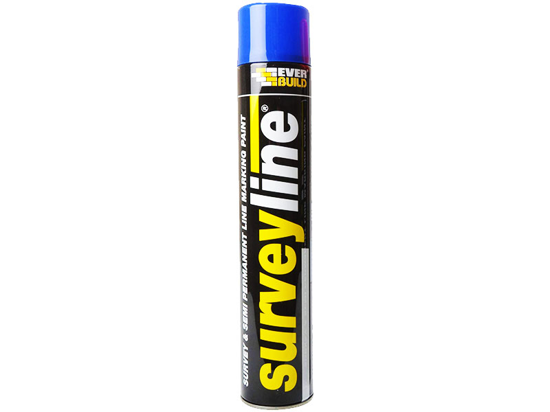 Surveyline Line Blue Marking Spray Paint 700ml