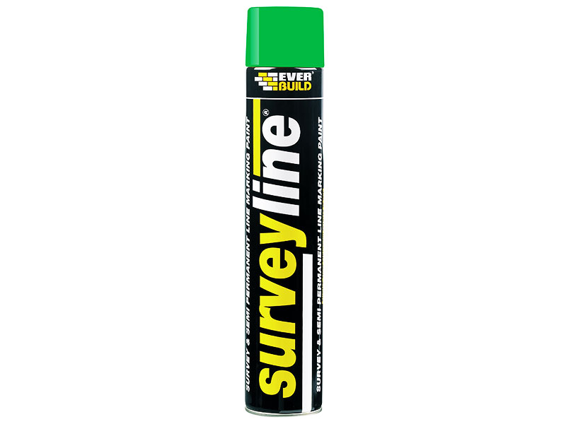 Surveyline Line Green Marking Spray Paint 700ml
