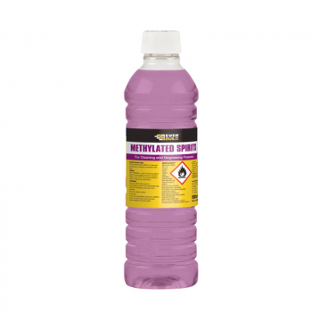 METHYLATED SPIRITS 500ML EVERBUILD - MS5
