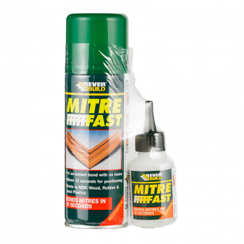 Everbuild Mitre Fast Bonding Kit Industrial