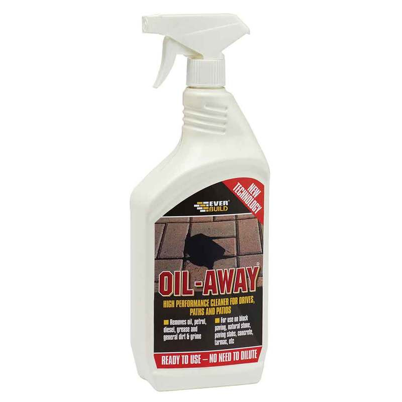 Oil Away Sprayable 1 Litre Everbuild