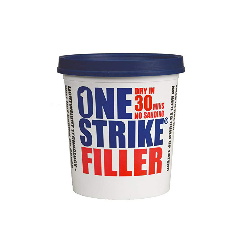 ONE STRIKE FILLER 1LTR EVERBUILD