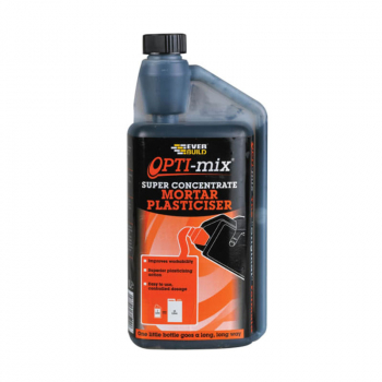 Opti-Mix Mortar Plasticiser 1 Litre