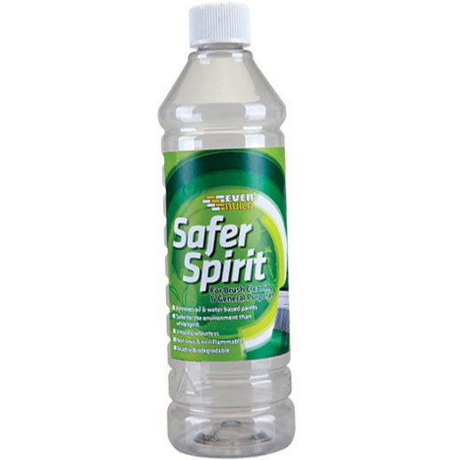 SAFER SPIRIT 750ML EVERBUILD