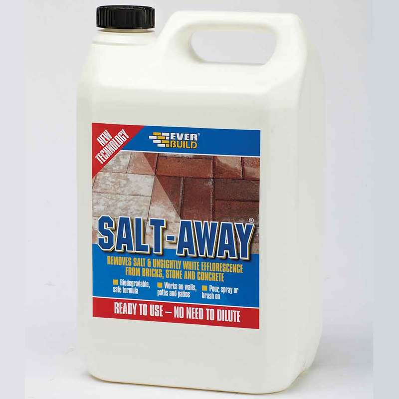 Salt Away 5 Litre Everbuild