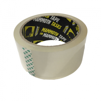 VAL PACKING TAPE 48 MM X 50 MT MAMMOTH CLEAR EVERBUILD