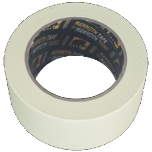 VALUE MASKING TAPE 25 X 50MT MAMMOTH