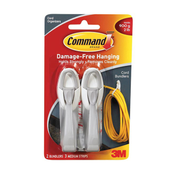 3M COMMAND CORD BUNDLERS 17304