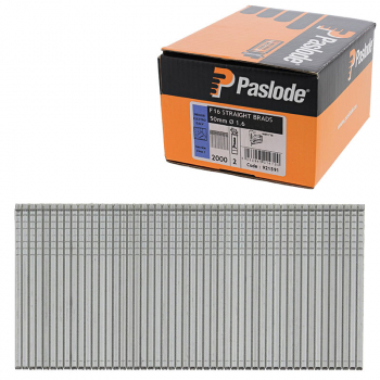 Paslode IM65 F16 Stright Brad Nails - Second Fix (Finishing)