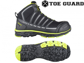 Snickers Toe Guard Jumper S3 Safety Boot