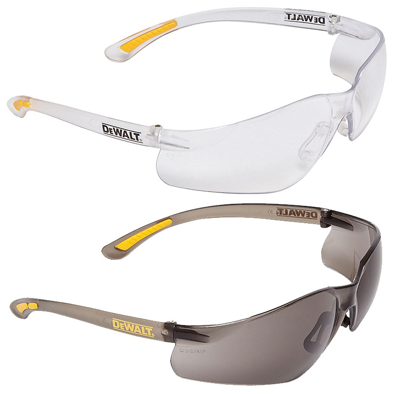 Contractor Pro ToughCoat<sup>(TM)</sup> Safety Glasses
