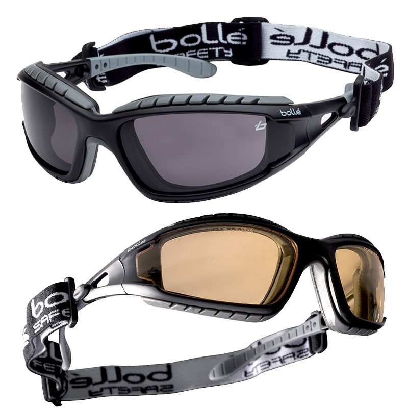 Bollé Tracker Safety Goggles Vented