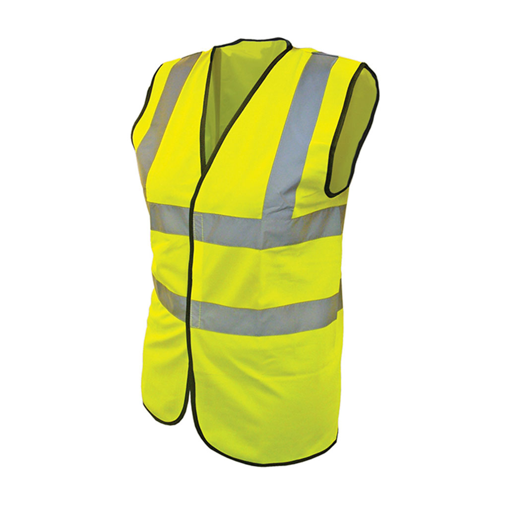 High-Visibility Waistcoat - Adult & Child Sizes