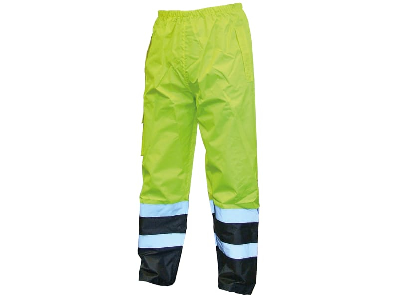 Scan Hi-Vis Motorway Trousers