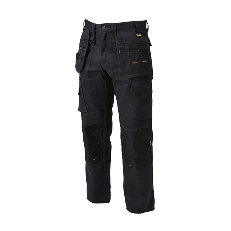 DeWalt Pro Tradesman Black Trousers