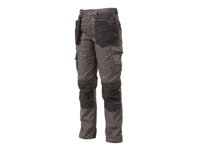 Apache Holster Trousers Black and Grey
