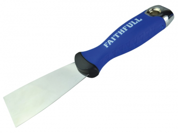 Faithfull Soft Grip Filling Knife