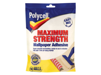 Maximum Strength Wallpaper Adhesive