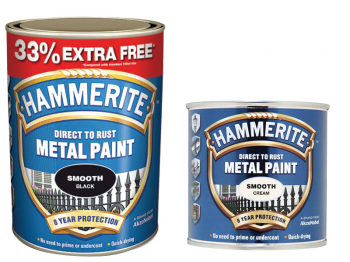 Hammerite - Direct to Rust Paint - Smooth