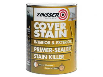 Zinsser's Cover Stain Primer - Sealer