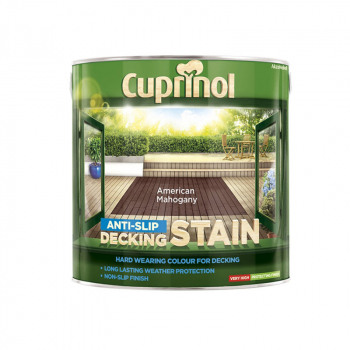 Anti Slip Decking Stain 2.5 Litre