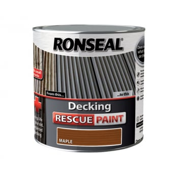 Ronseal Decking Rescue Paint