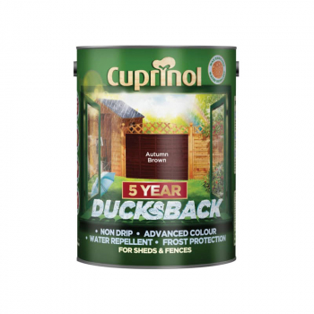 Ducksback 5 Year Waterproof for Sheds & Fences