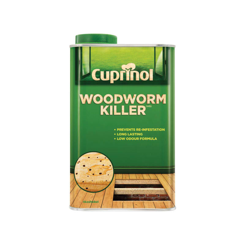 Low Odour Woodworm Killer