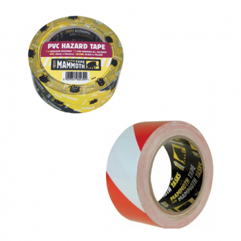 PVC Hazard Tape Everbuild