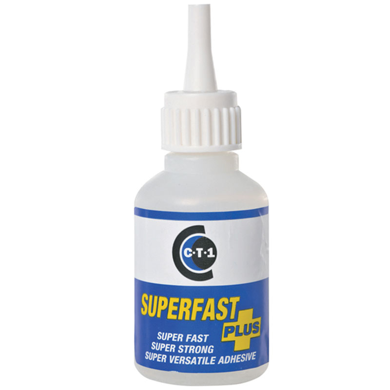 Ctec Superfast Plus Superglue