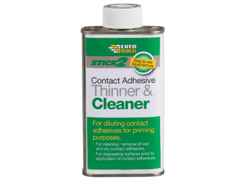 Contact Adhesive Thinner & Cleaner
