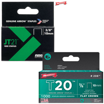 Arrow Staples JT21 & T20