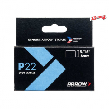 Arrow Staples P22