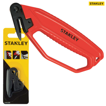 Stanley Safety Wrap Cutter & Blade